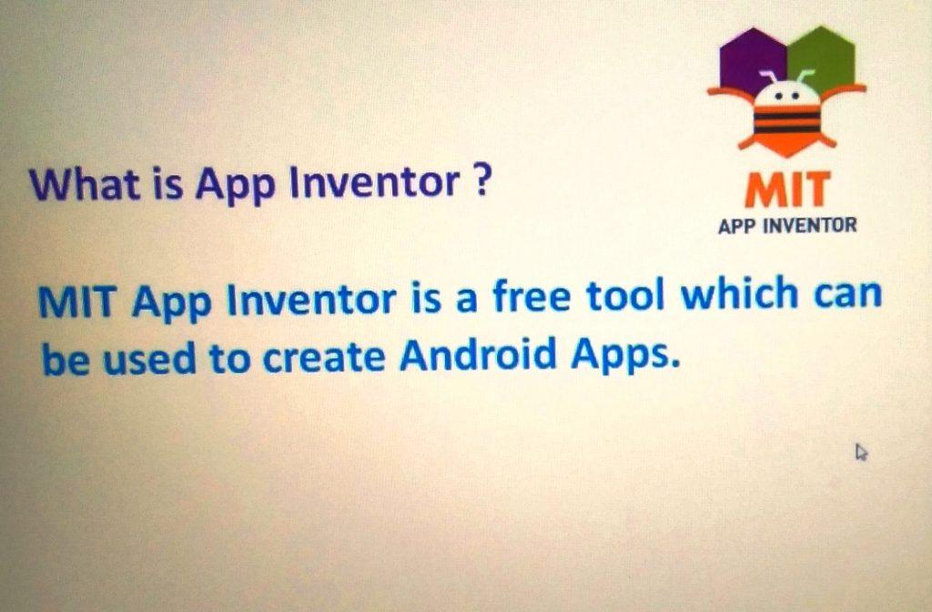 Scratch & App inventor Workshop B