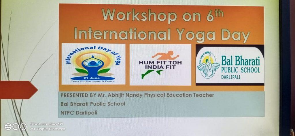 Yoga Workshop A