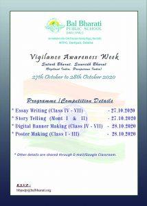 Vigilance Awareness Week Flyer copy
