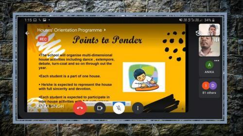Houses' Orientation Programme