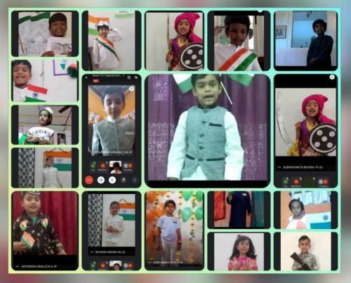'Incredible India'- Rhymes Recitations